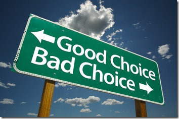 Good-Choice-vs-Bad-Choice