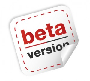 version beta pruebas